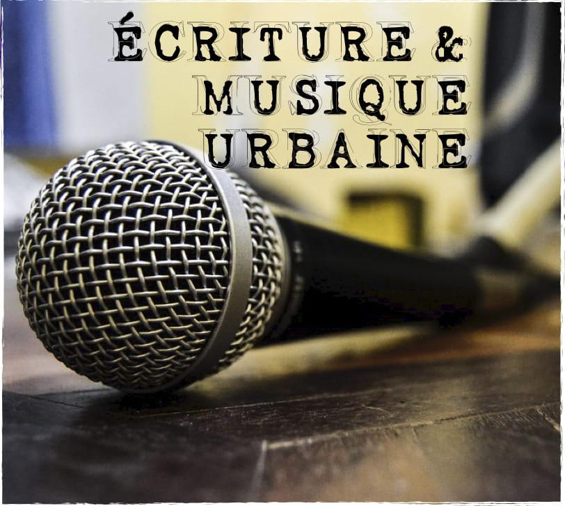 écriture et musiques urbaines