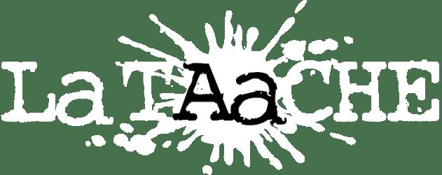 réseau La TAaCHE - logo blanc transparent
